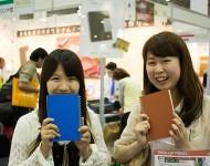 活版印刷_2014中小企業展インテックス大阪_笑顔3