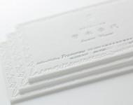カリグラフィーと活版印刷