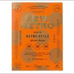 New Retro Graphics & Logo in Retro Style(viction:ary)掲載