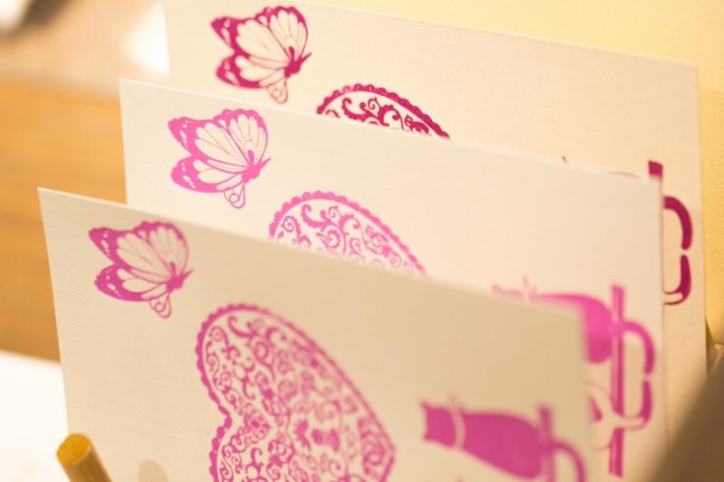 活版印刷スターターキット