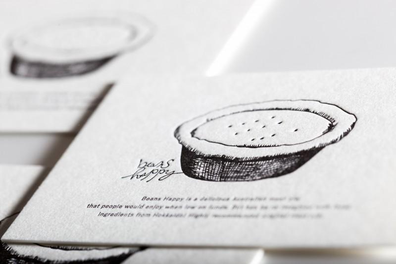 イラスト 活版印刷