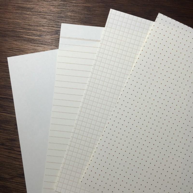 活版印刷オリジナルノート