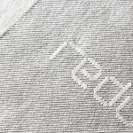 金沢より活版印刷の名刺Xフリッター