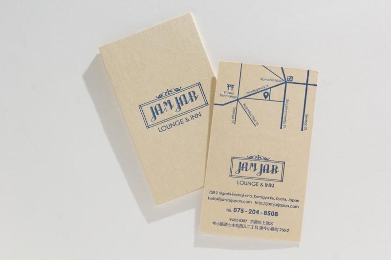 活版印刷_ショップカード