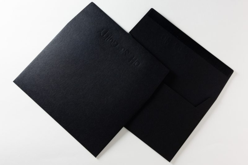 デザイン封筒_ビオトープポルトブラック