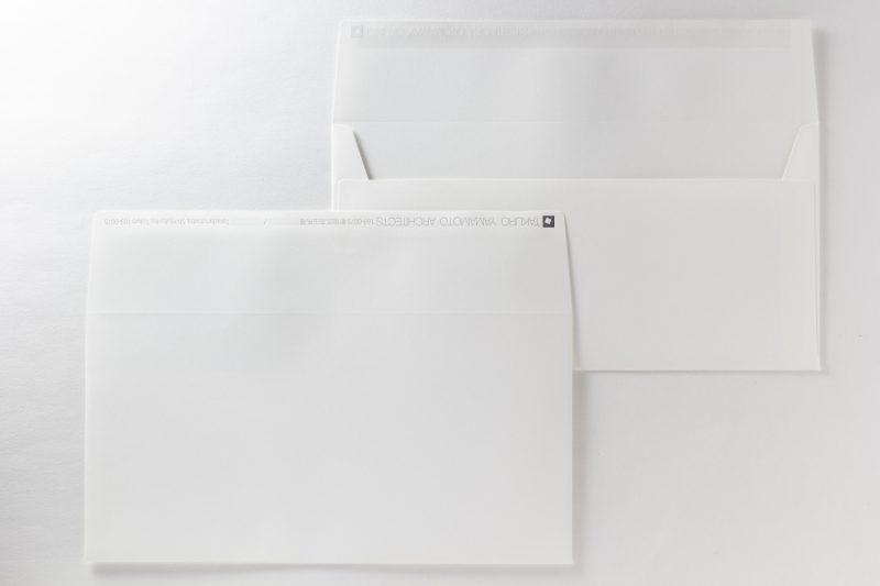 活版印刷_洋長3封筒