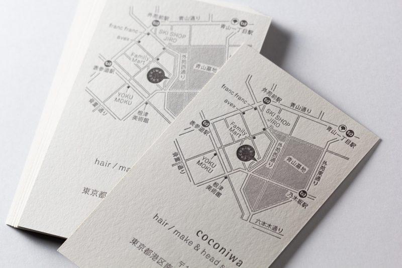 活版印刷_地図再現